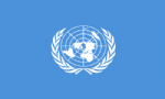 United Nations Large Flag - 5' x 3'.